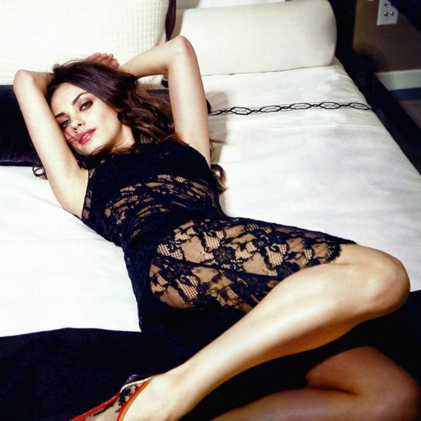 Hot Mila Kunis, Hot Hollywood actress, Hollywood Beauty