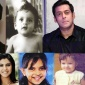 Most adorable childhood pictures of Bollywood Celebs. Can You recognize them